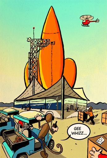episode 3-2 spaceport